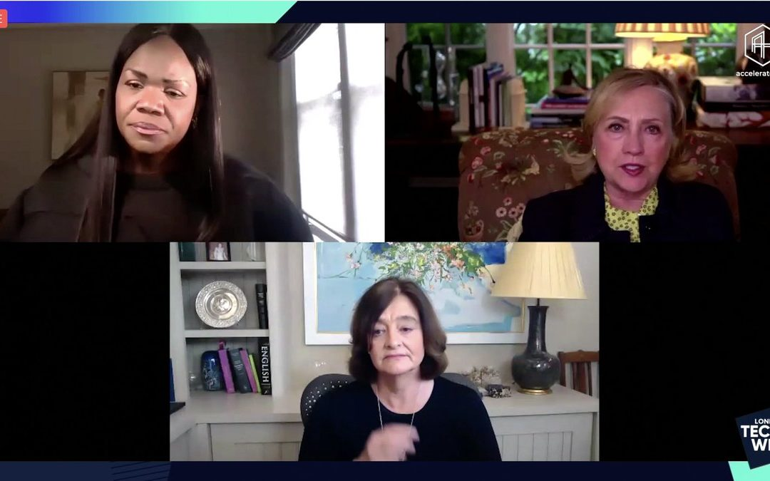 10 Lessons from Secretary Hillary Clinton, Cherie Blair QC and Dame Vivian Hunt